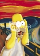 THE SIMPSONS grito