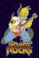 THE SIMPSONS lets rock