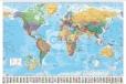 WORLD MAP 2008